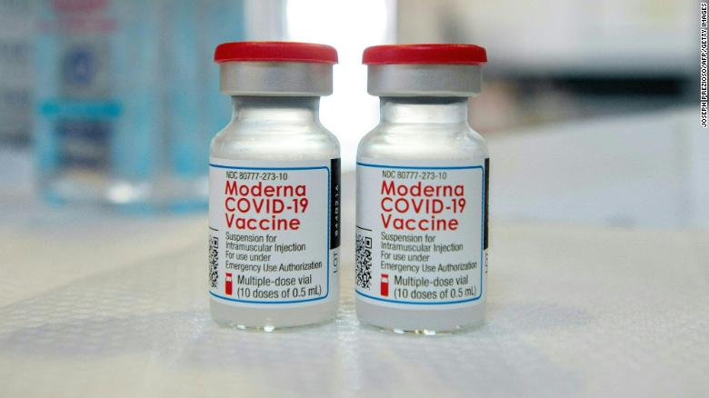 White House's chief Covid-19 science officer calls on Moderna to 'step up' global vaccine efforts