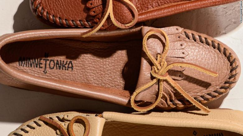 Minnetonka shoe brand apologizes for profiting off Native American imagery