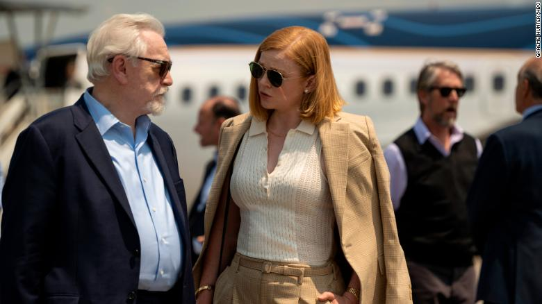 'Succession' doesn't miss a beat as its Murdochian family feud continues