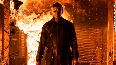 Michael Myers in 'Halloween Kills.'
