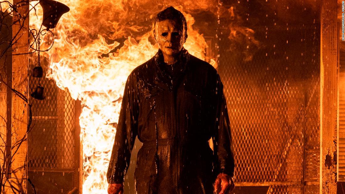 'Halloween Kills' slays at the box office