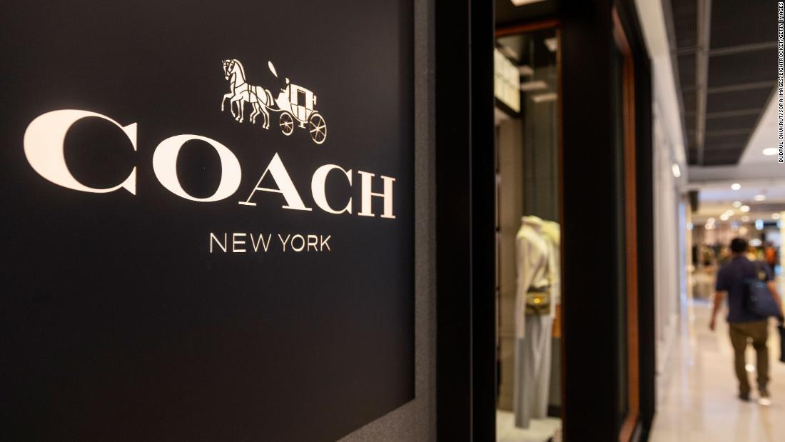 Luxury brand Coach reacts to TikTok fury