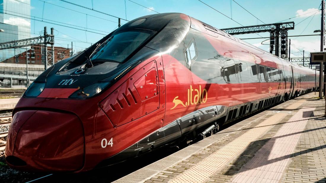 How Italy's high-speed trains helped kill Alitalia