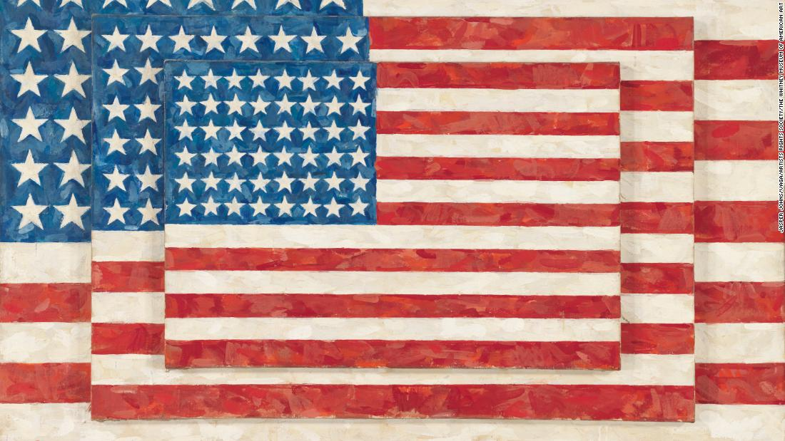 Why Jasper Johns has been 'miscast' as a mysterious artist