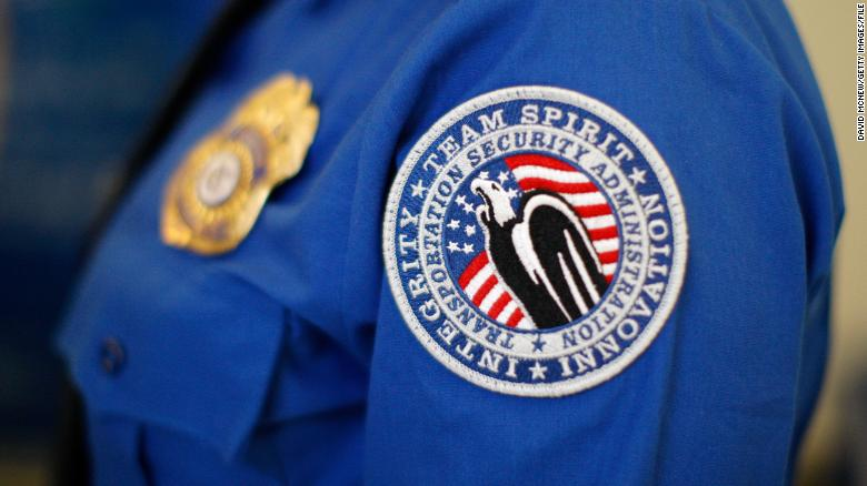 TSA says 40% of employees are unvaccinated as deadline looms