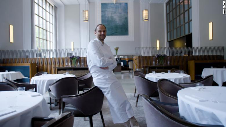 Chef explains why making his 3-Michelin star restaurant all-vegan was the 'only way forward'