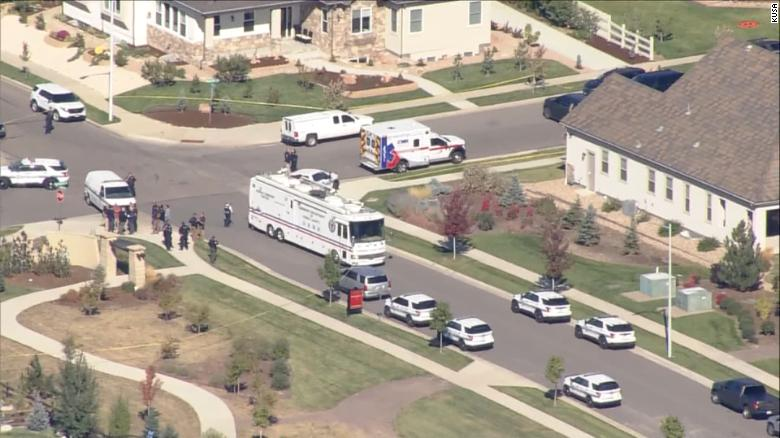 Colorado postal worker is third to be shot and killed in US in the past two days