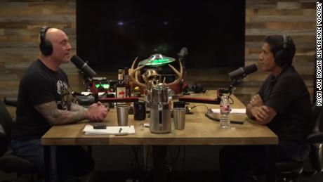 Dr..  Sanjay Gupta: Why did Joe Rogan and I sit and talk - for over 3 hours