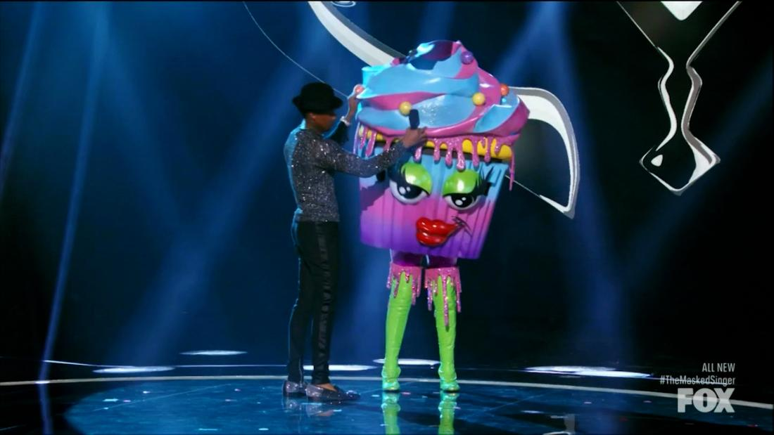 Watch: 'The Masked Singer' reveals who's behind The Cupcake – CNN Video -India News Cart