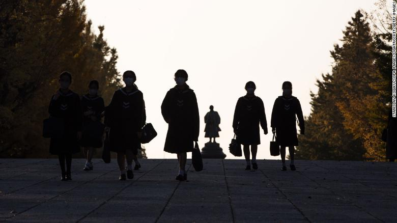 Child suicides in Japan are at a record high