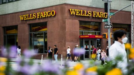 Wells Fargo profit soars nearly 60%