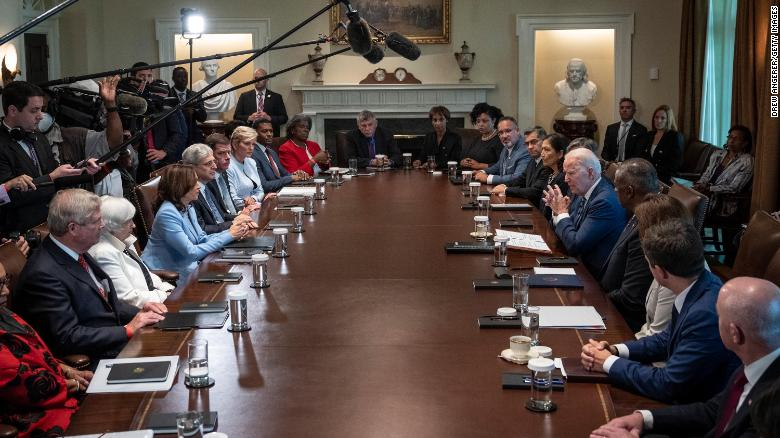 Exclusive: Biden sending 12 cabinet members, high-level officials to UN climate summit