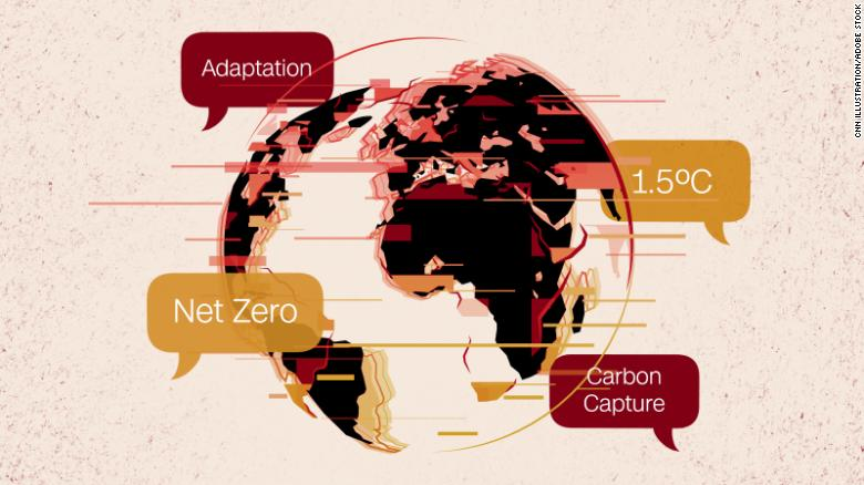From 'net zero' to 'mitigation,' here's how to sound smart on climate