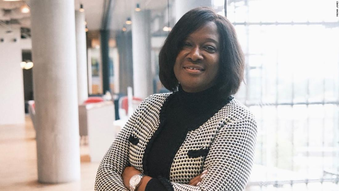 Microsoft's Jacky Wright had to leave the UK to become its most influential Black person