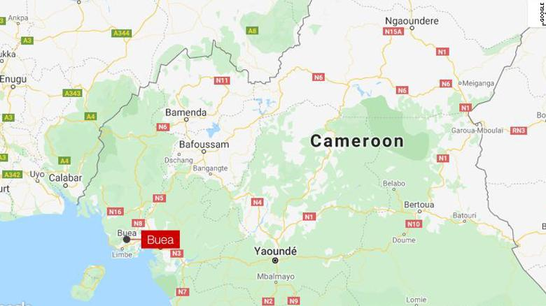 Mob kills Cameroon police officer after death of 5-year-old girl