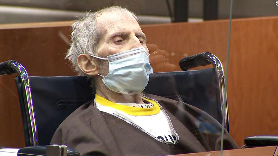 Robert Durst charged with murder of ex-wife last seen 39 years ago