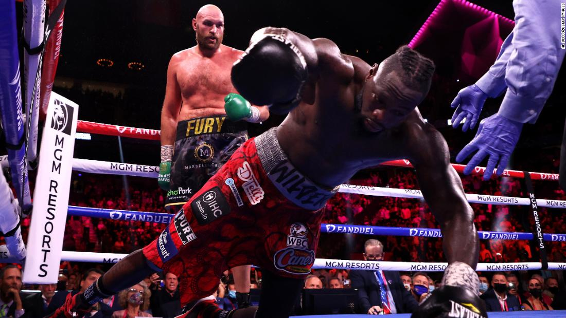Tyson Fury 'not the greatest,' says Dillian Whyte as he reviews state of boxing's heavyweights