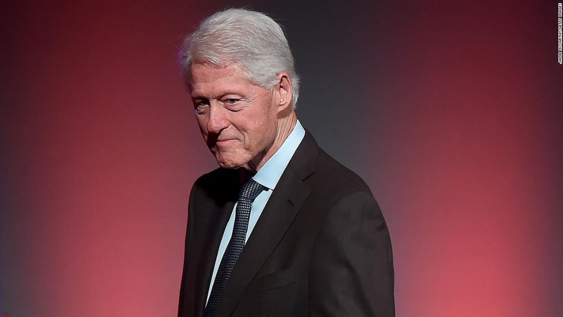 Biden speaks with Bill Clinton after hospitalization