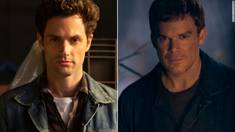 TV OT: Joe Goldberg v. Dexter Morgan: Sizing up TV's serial killer kings. Plus, a critic's conundrum