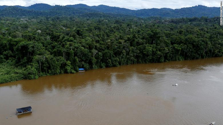 Indigenous boys' drowning prompts allegations over illegal mining