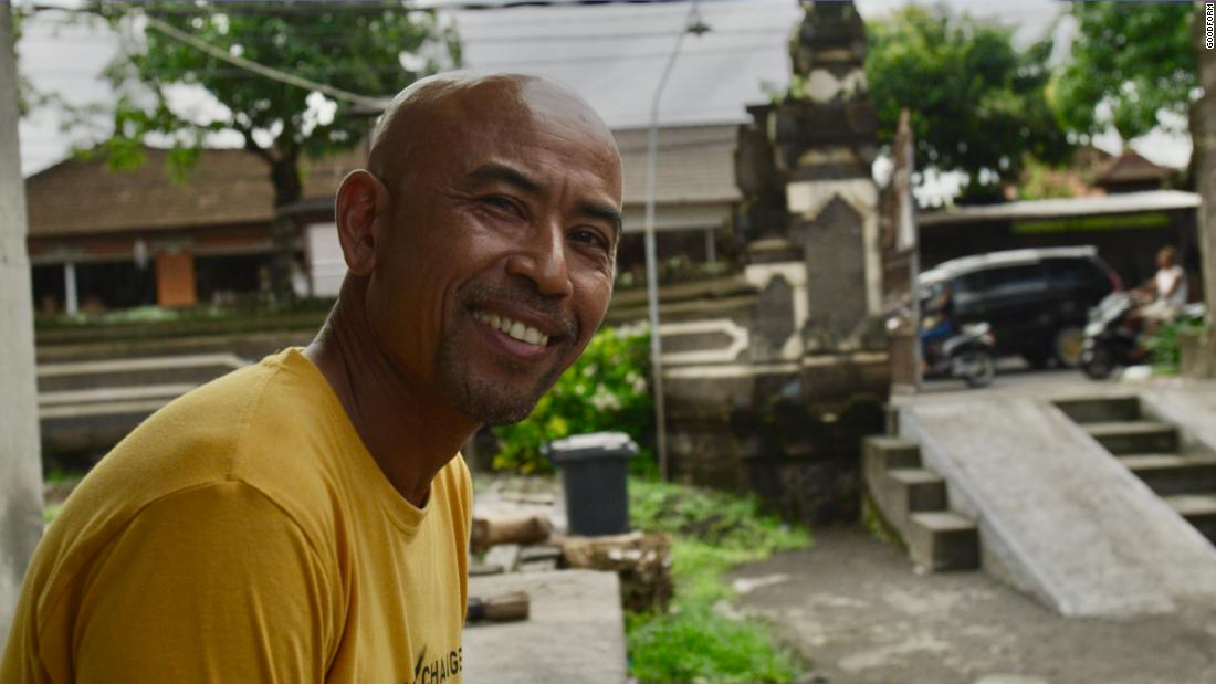 How a CNN Hero inspired people in Bali to collect nearly 500 tons of plastic for recycling