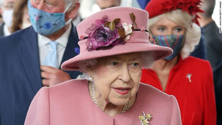 Queen Elizabeth says lack of action on climate change is 'irritating'