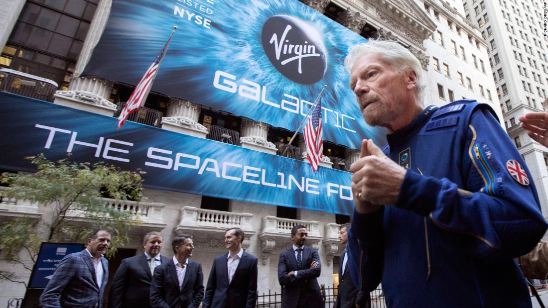 Virgin Galactic stock craters after commercial flights are delayed