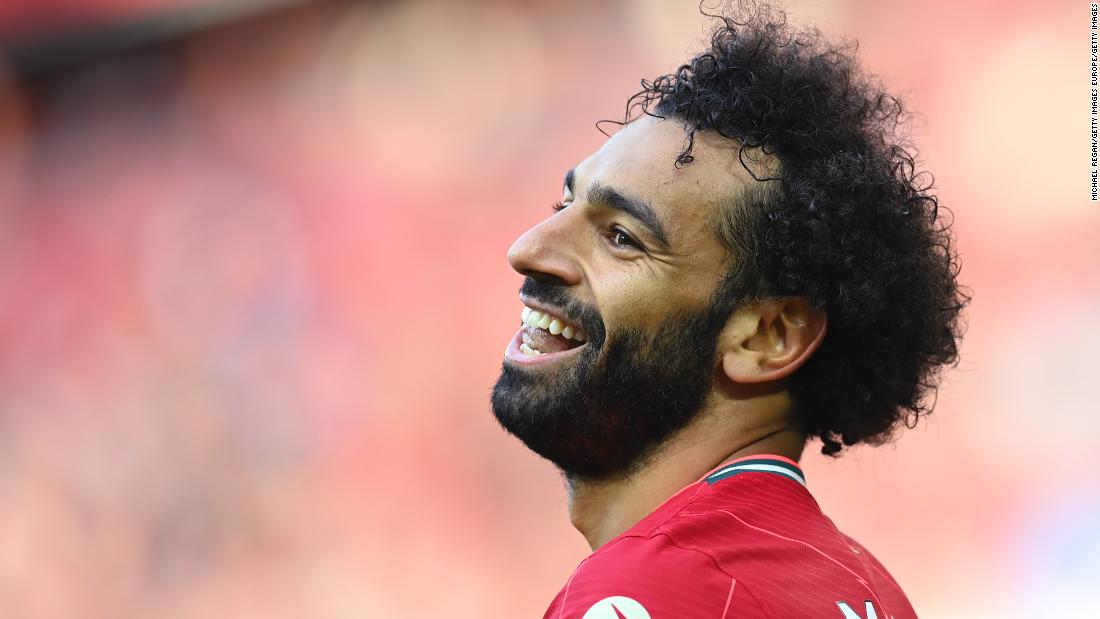 The statistics that show why Mo Salah is in a league of his own