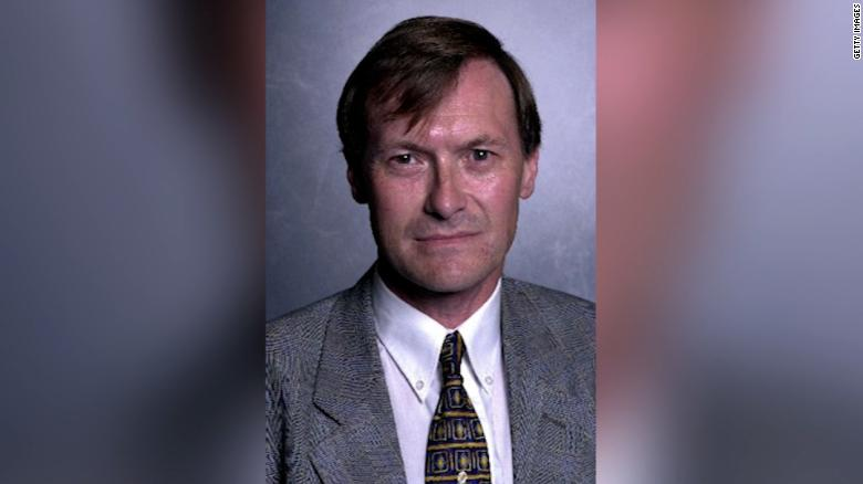 Man charged with murdering UK lawmaker David Amess