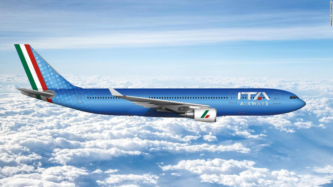 Italy reveals its new national airline