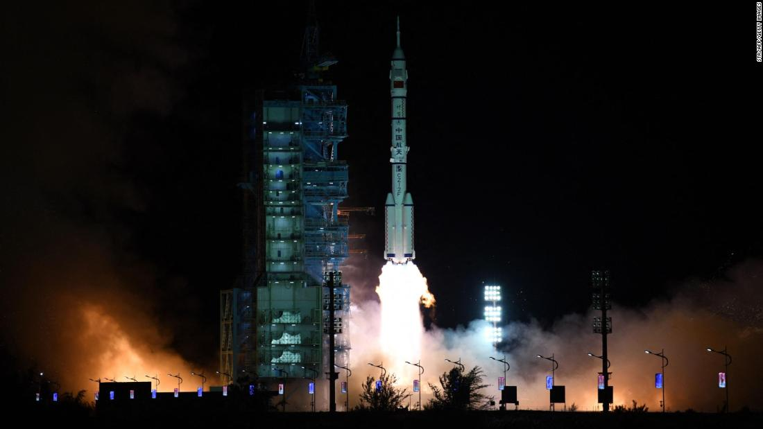 China launches 6-month crewed mission, cementing position as space power