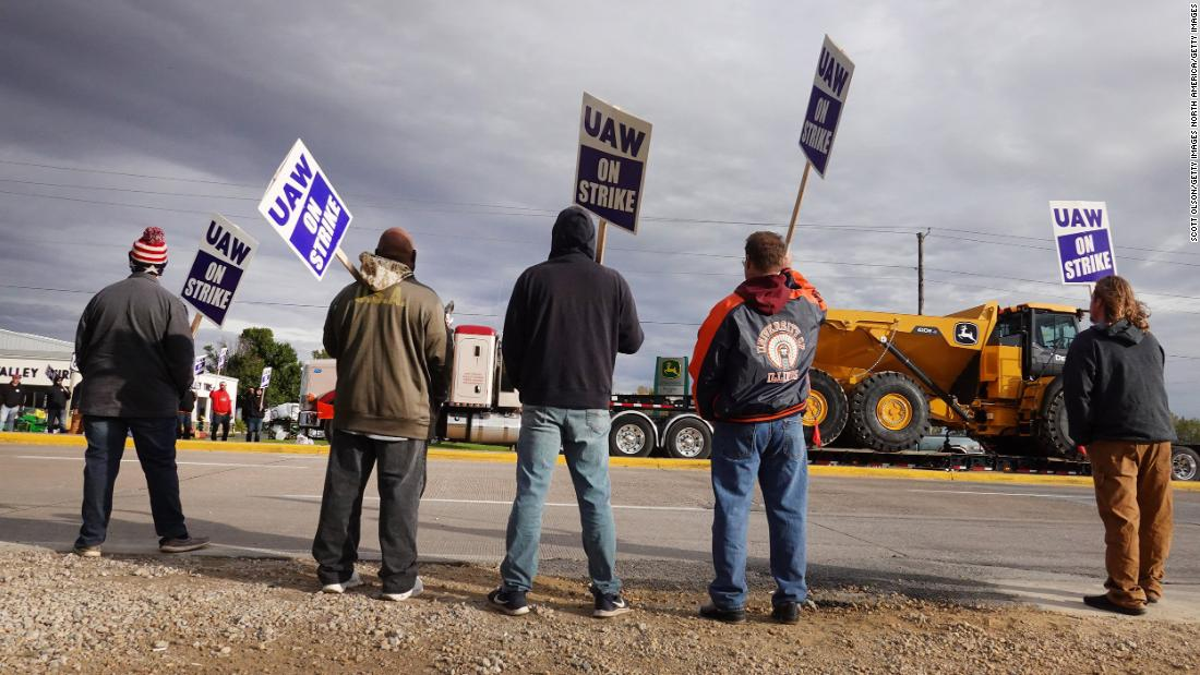 The US hasn't seen worker anger like this in decades