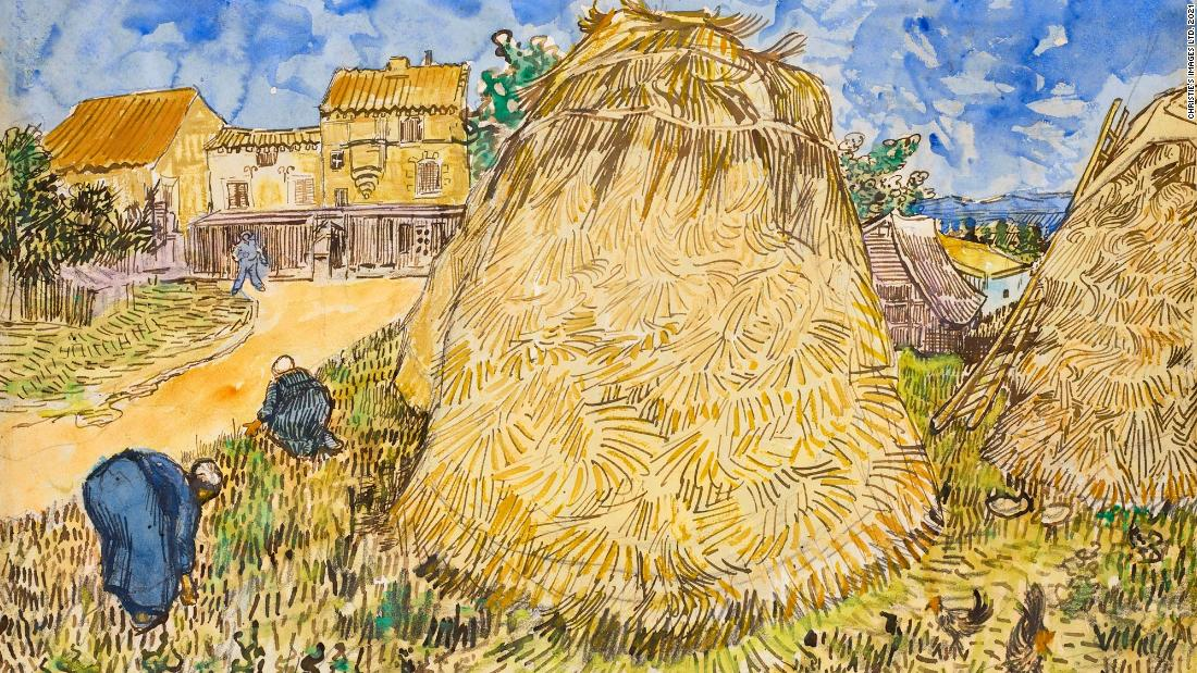 Nazi-looted Van Gogh painting could fetch $30 million