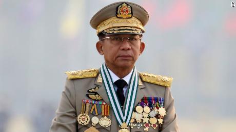 ミャンマー軍部