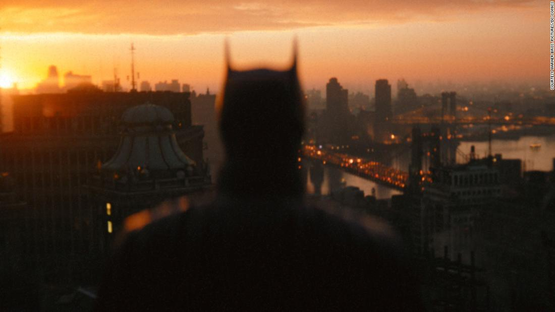New trailer for 'The Batman' shows a gritty Gotham and familiar foes