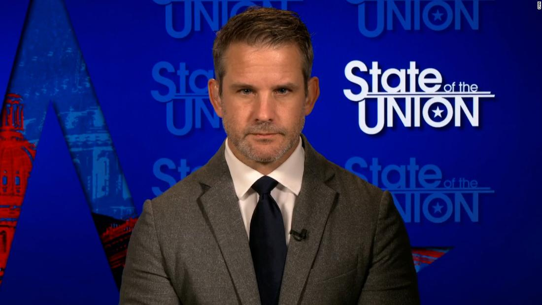 Kinzinger doesn't rule out January 6 committee subpoena for Trump
