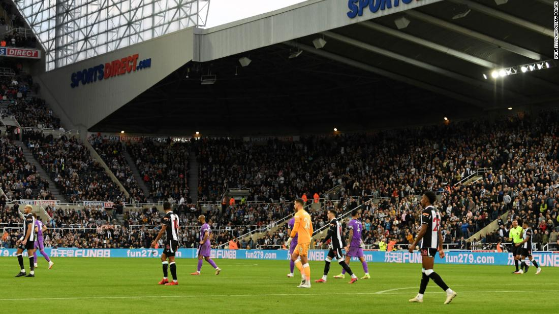 Premier League game briefly suspended because of medical emergency in crowd