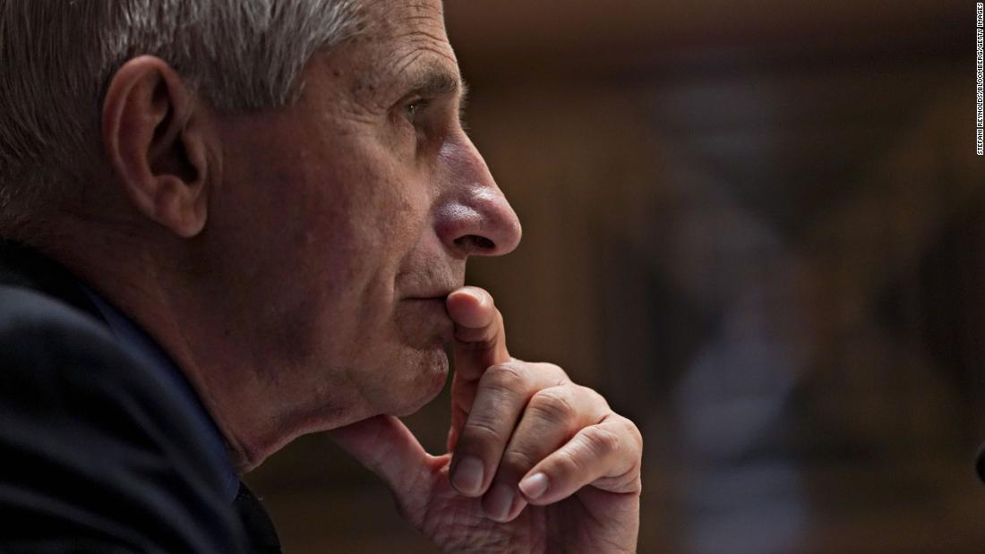 'It's going to be within our capability' to prevent another Covid-19 surge, Fauci says
