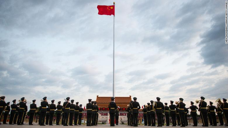 China's propaganda machine is intensifying its 'people's war' to catch American spies