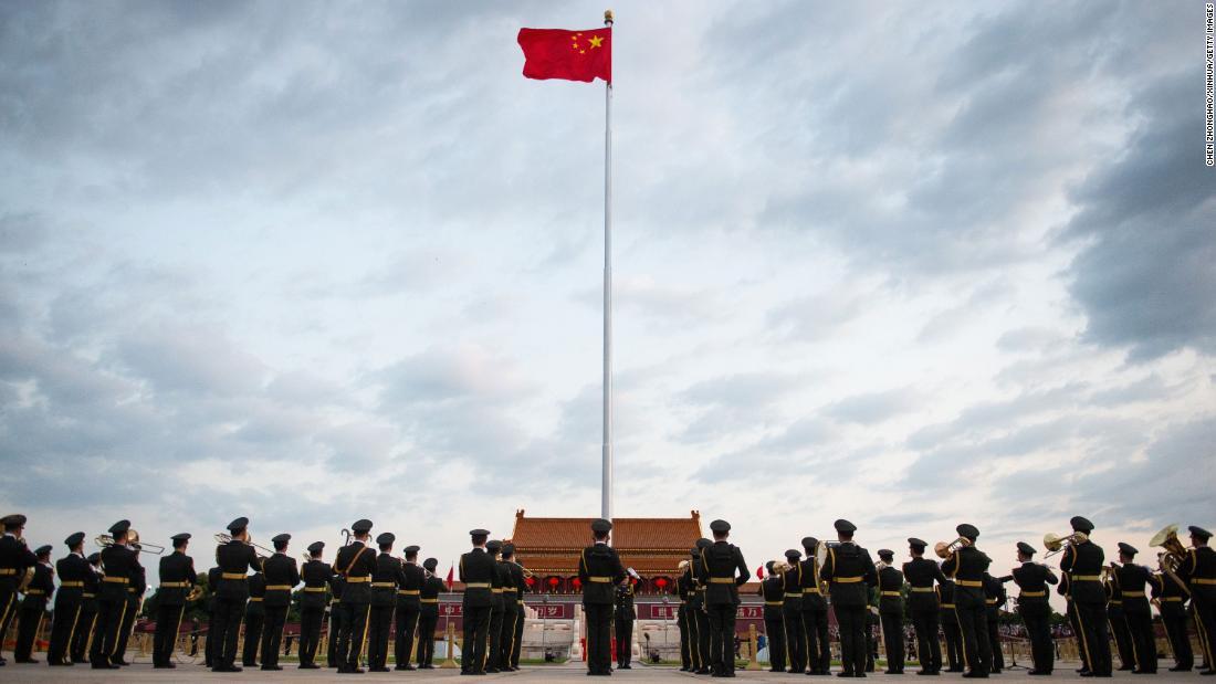 Analysis: China's propaganda machine intensifies its 'people's war' to catch US spies