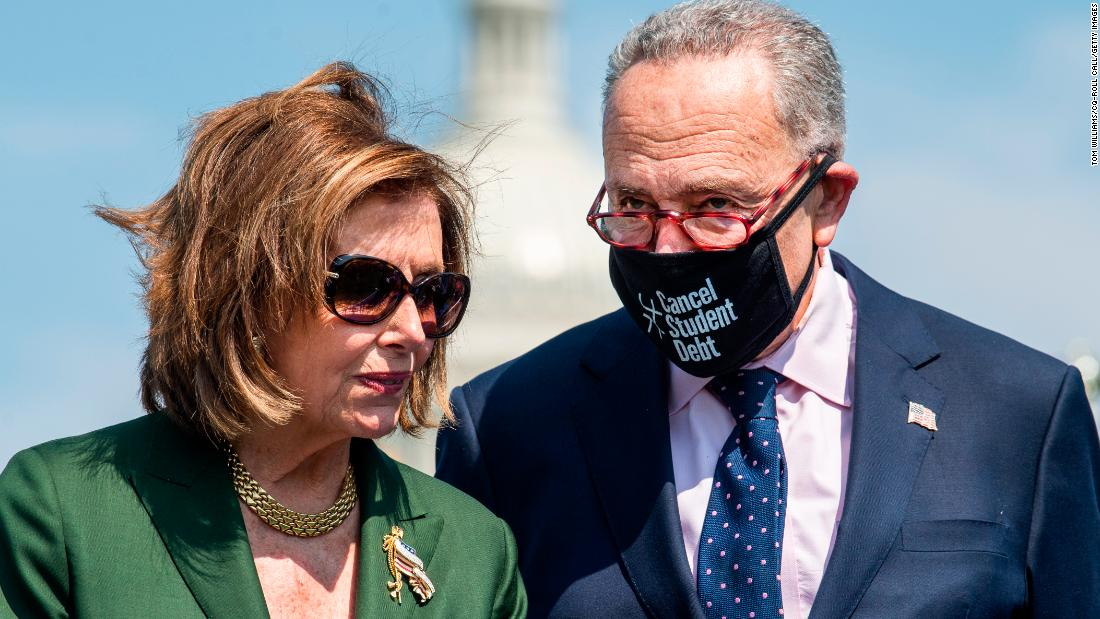 Capitol Hill Democrats face tough choices over major economic package in pivotal week ahead