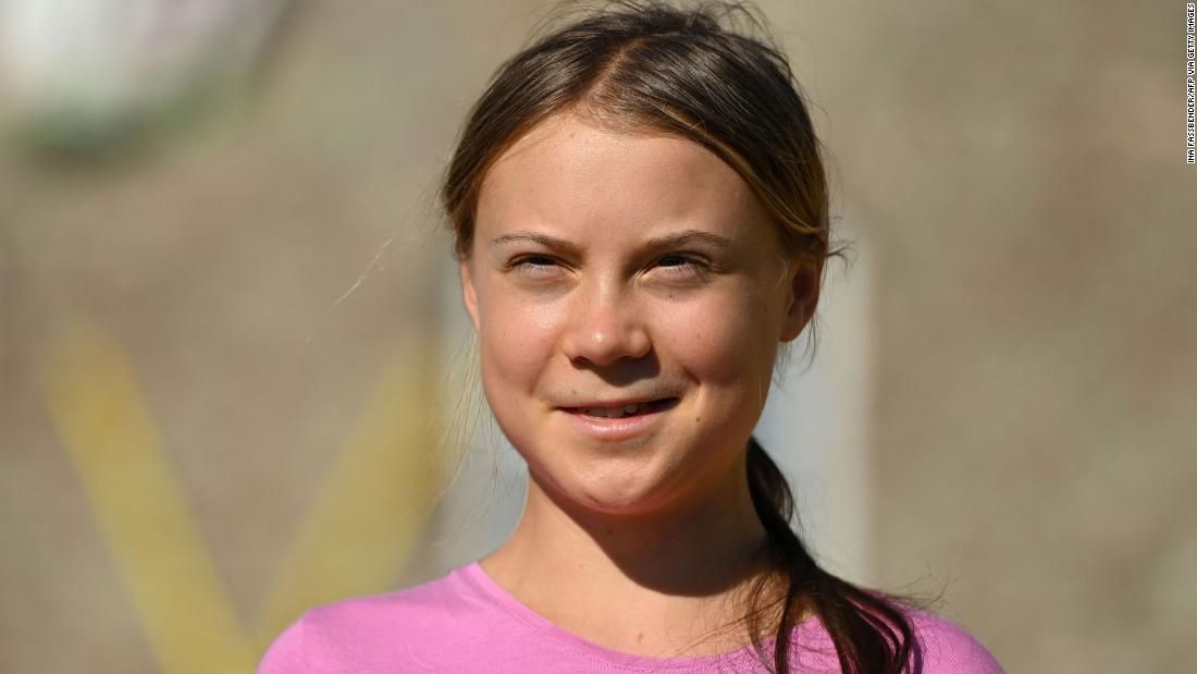 Greta Thunberg 'rickrolls' climate concert with dance moves