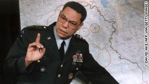 Live Updates: Colin Powell dies