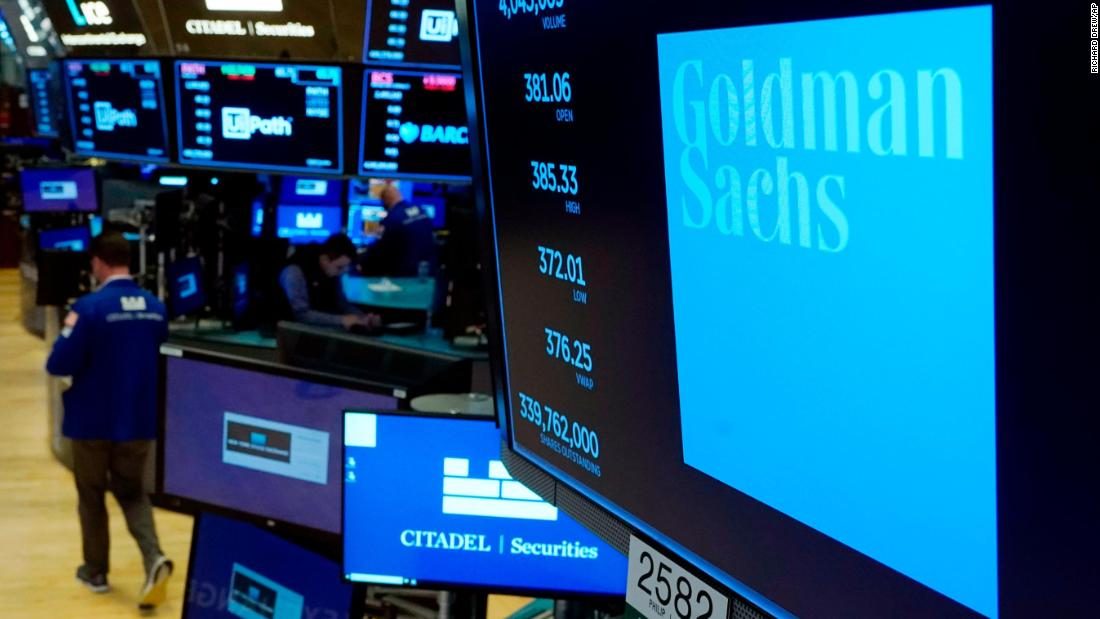 Goldman Sachs looks forward to a 'new chapter' in China