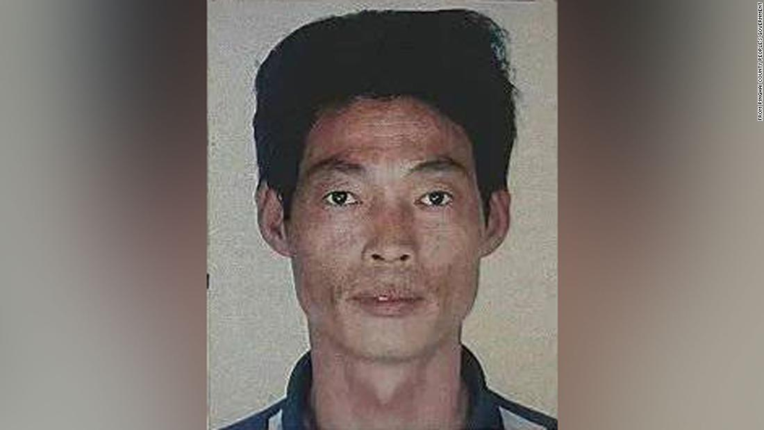 A murder suspect who garnered sympathy in China has died after a week on the run