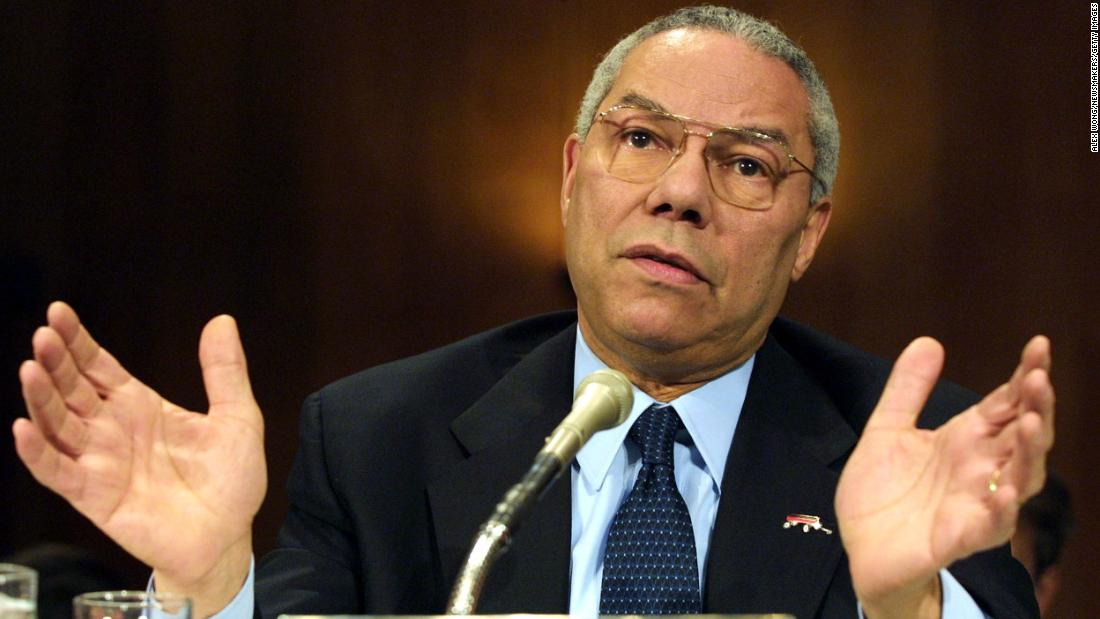 Analysis: The two legacies of Colin Powell