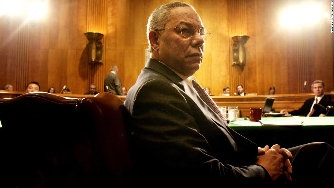 Why Colin Powell