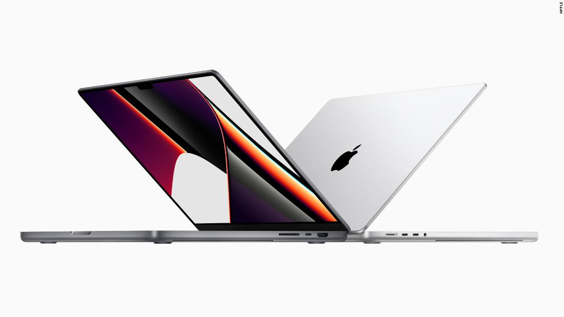 Apple unveils new MacBooks and its next-generation AirPods