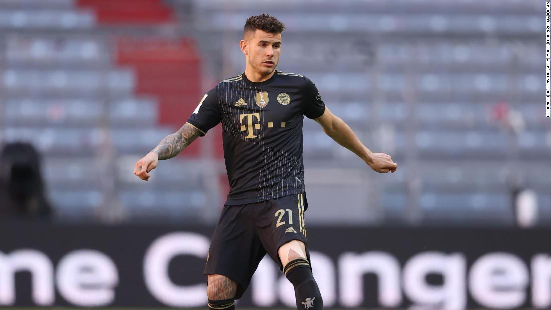 Bayern Munich star given deadline to enter prison