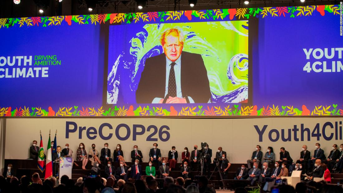 Analysis: Boris Johnson's secret COP26 weapon may have to be shame